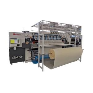 Mattress Multi Needle Chain Stitch Quilting Machine Home Textile Equipment
