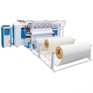 Computerized Chain Stitch Mattress Cover Quilting Machine