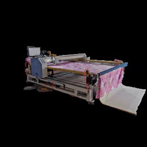 Continuous Type Quilting Machine