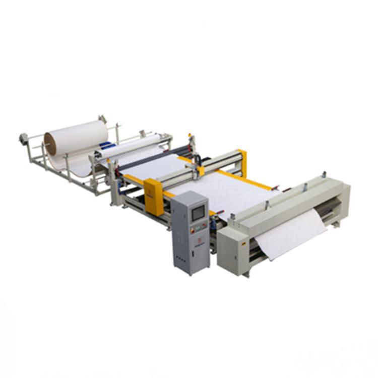 Continuous Type Quilting Machine Featured Image