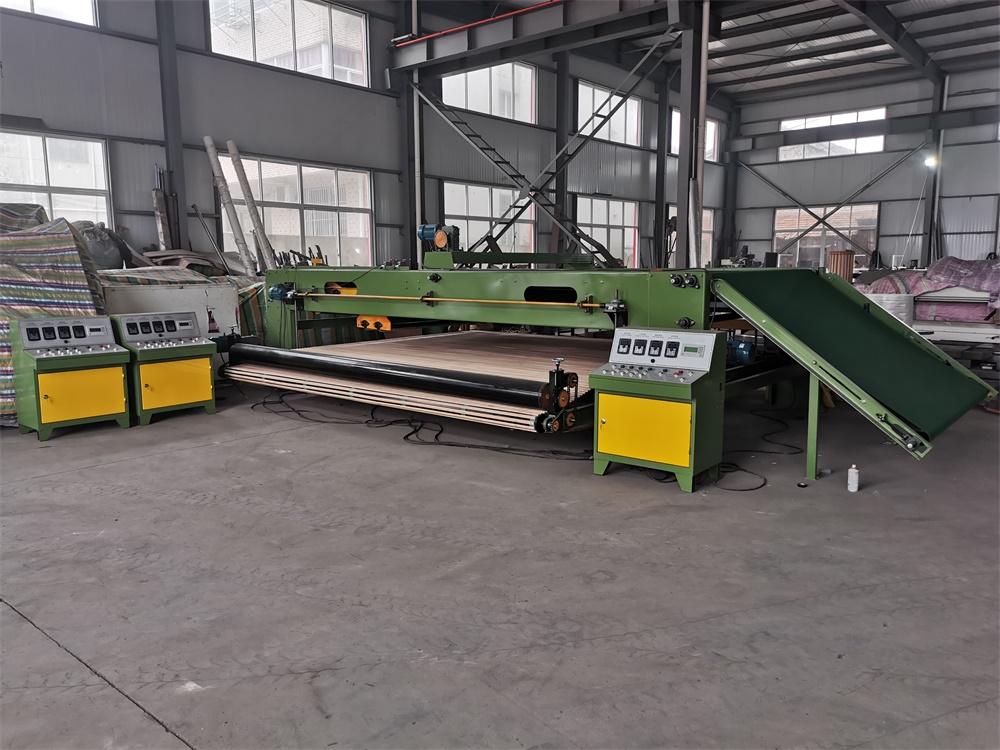 Customized Super Large Cross Laying Machine