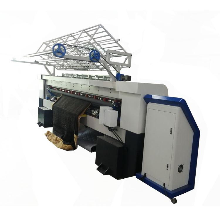 Shuttle Quilting Machine (6)