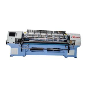 Lock Stitch (Shuttle) Quilting Machine