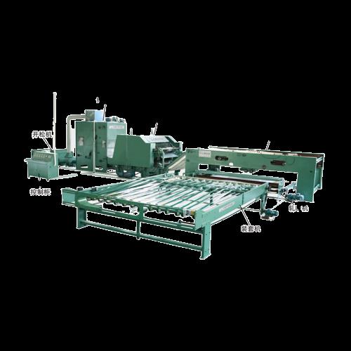 Polyester Wadding Machine