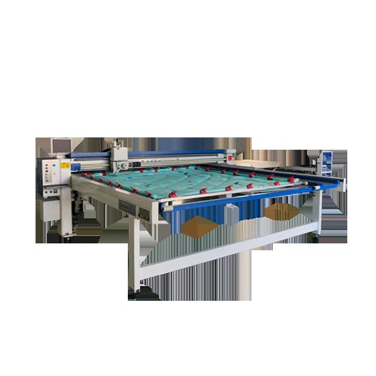 Single Needle Quilting Machine Servo Long Arm (1)